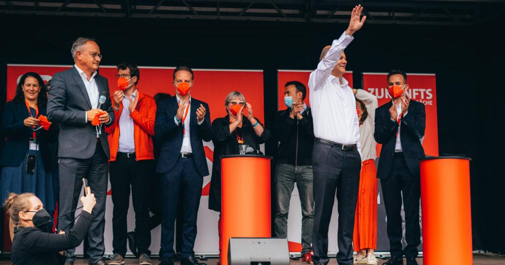 """Andreas Stoch: """"Wir freuen uns über den Erfolg in Baden-Württemberg und die höchsten Zugewinne"""""""